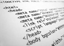 верстка и программирования сайтов